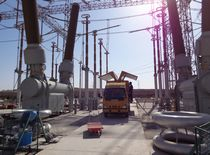 GCB Gas-Insulated-Substations equipment