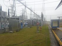 GCB hitachi abb power grids Transmitter manufacturer