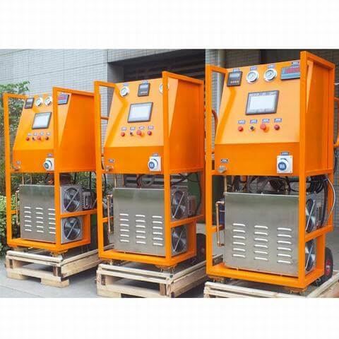 GCB hv switchgear gas concentration rental