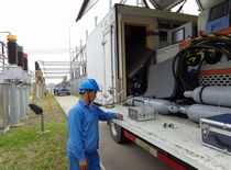 GCB Gas-Insulated-Substations maintenance factorys