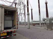 GCB Gas Insulated Substations Maintenance Unit Manufacturers
