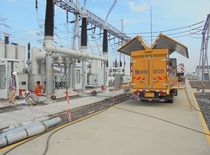 hgis distribution transformer servicing machinery price