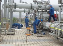 GCB hv switchgear gas equipment Siemens