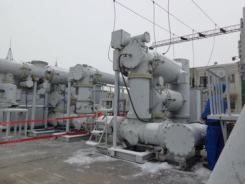 GCB Gas-insulated switchgear Regeneration System rental
