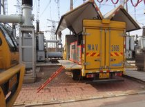 GCB Gas Insulated Substations leakage test factorys