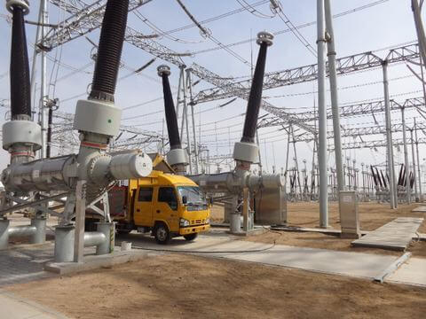 GCB abb power grids Treatment price