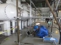 GCB electrical switchgear leak check wika