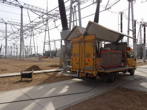 hgis transformer service device for sale