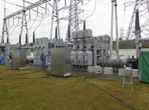 GCB Gas-Insulated-Substations Recovery of Polluted factorys