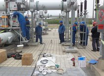 GCB electrical switchgear process for sale