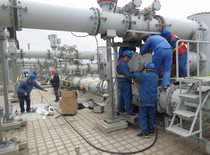 GCB hv switchgear gas Leak Detection wika