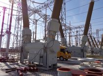hgis distribution transformer emissions rental